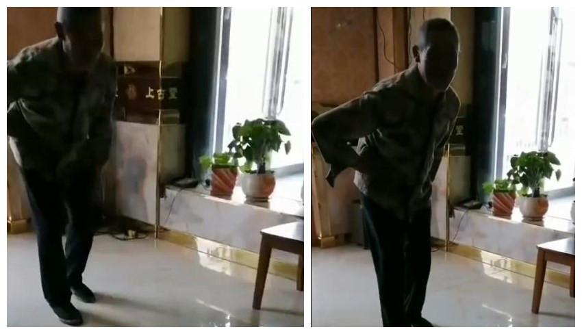 新疆顾客在上古堂恢复健康开始工作